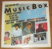 Disque 559 Vinyle 33 T Music Box - Other - German Music