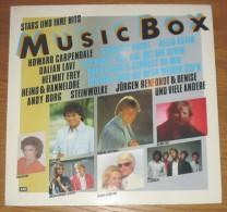Disque 559 Vinyle 33 T Music Box - Sonstige - Deutsche Musik