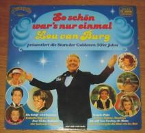 Disque 560 Vinyle 33 T Lou Van Burg Die Stars Der Goldenen 50er Jahre - Sonstige - Deutsche Musik