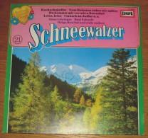 Disque 563 Vinyle 33 T Goldeme Heimatklänge Schneewalzer N°21 - Vinyl Records