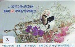 Télécarte * Telefonkarte * SAXOPHONE * (51) Musique * Musik Muziek Music * Phonecard - Muziek