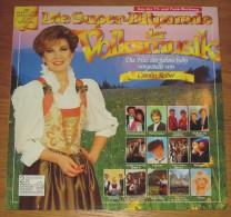 Disque 566 Vinyle 33 T Superhitparade Der Volksmusik Des Jahres 1989 - Sonstige - Deutsche Musik