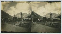 Stéréo 1921 . Village De Colmars (Alpes-de-Haute-Provence). - Stereoscoop