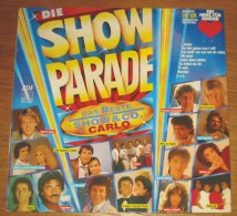 Disque 570 Vinyle 33 T Die Show Parade Mit Carlo - Sonstige - Deutsche Musik