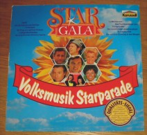 Disque 575 Vinyle 33 T Star Gala Volksmusik Strasparade - Vinyl Records