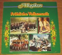 Disque 576 Vinyle 33 T Froliche Volksmusik - Vinyl Records