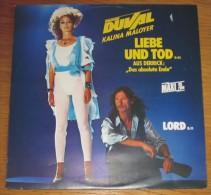 Disque 589 Vinyle Maxi 45 T Frank Duval Et Kalina Maloyer Série Derrick - 45 T - Maxi-Single