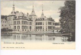 CP  Château De Perck  Environs De Bruxelles. Colorisé Vers 1905 Nels - Steenokkerzeel