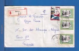 Portugal Santé Médecine Pediatria Pediatrics Pédiatrie Cong. 1963 Cover S.ZENÂO 3x Courrier Mail  Sp655 - Medicine