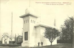 ROUBAIX - Expo 1911 - Palais Du Ministère Des Colonies                                  -- Laffineur 3 - Roubaix