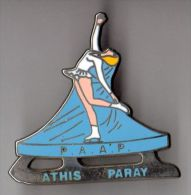 PIN´S SPORT PATINAGE ATHIS PARAY - Patinage Artistique