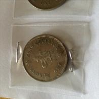 Hong Kong $1 Queen Elizabeth II 1980 - Hong Kong