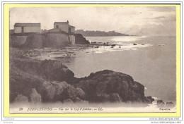 CPA JUAN LES PINS  Le Cap D Antibes 1916 - Antibes