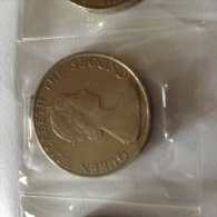 Hong Kong $5 Queen Elizabeth II 1980 - Hong Kong