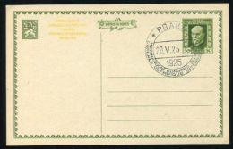 CZECHOSLOVAKIA STATIONERY OLYMPIC GAMES CONGRESS 1925 - Czech Republic
