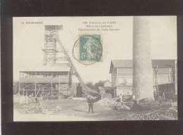 61 Environs De Flers Mines De Larchamp Chevalement Du Puits Gévelot édit. Levasseur N° 266 Cheminée Chevalet - Altri Comuni