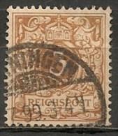 Timbres - Allemagne - Empire - 1889/1900 - 3 Pf - - Oblitérés