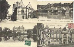 LOT DE 66 CARTES POSTALES ANCIENNES DE PIERREFONDS (OISE). - Pierrefonds