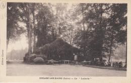 CPA 38 Uriage Les Bains - La Laiterie - Uriage
