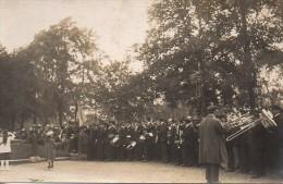 14 CAEN Carte Photo Du Concours De Musique 1925 (3) - Caen