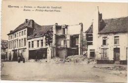 Wervicq: Ruïnes - Marché Du Vendredi - Wervik
