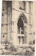 Wervicq: Ruïnes - Portail De L'Eglise - Wervik