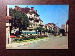 136 Helio - CHALON SUR SAONE Place De La Gare - 1963 Timbrée - Chalon Sur Saone