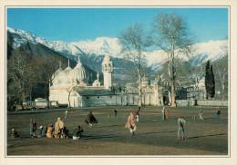 PAKISTAN   CHITRAL:   MOSCHEA     (NUOVA CON DESCRIZIONE DEL SITO) - Pakistan
