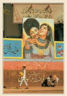 PAKISTAN   KARACHI:  LOCANDINA  CINEMATOGRAFICA     (NUOVA CON DESCRIZIONE DEL SITO) - Pakistan