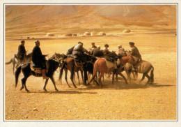 AFGHANISTAN:  INCONTRO  DI  BUZKASHI        (NUOVA CON DESCRIZIONE DEL SITO) - Afghanistan