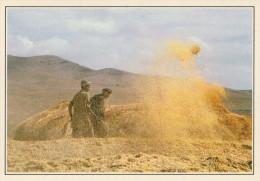 AFGHANISTAN   GHAZNI:    BATTITURA  DEL  GRANO       (NUOVA CON DESCRIZIONE DEL SITO) - Afghanistan