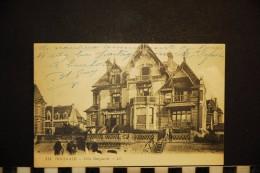 CP, 14, HOULGATE Villa Marguerite  N°141 Edition LL - Houlgate
