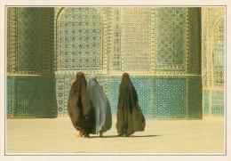 AFGHANISTAN  MAZAR-I-CHARIF:  LA  MOSCHEA  BLU     (NUOVA CON DESCRIZIONE DEL SITO) - Afghanistan