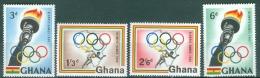 Ghana 1960 17th Olympic Games, Rome MNH** - Lot. 3453 - Ghana (1957-...)
