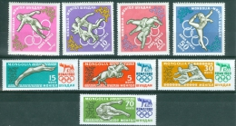 Mongolia 1960 17th Olympic Games, Rome - Lot. 3459 - Mongolia
