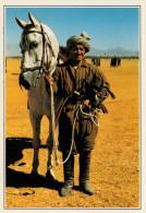 AFGHANISTAN. CAVALIERE  DEL  BUZ KASCHI    (NUOVA CON DESCRIZIONE DEL SITO) - Afghanistan