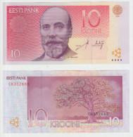 Estonia  10 Kroon 2006 Pick 86 UNC - Estonia