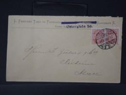 DANEMARK- LETTRE DE KJOBENHAVN POUR RIXHEIM ( FRANCE)  EN 1902  A VOIR    LOT P3059 - 1864-04 (Christian IX)