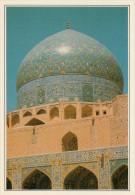 IRAN    ISPAHAN:  MAUSOLEO  DEL  RE    (NUOVA CON DESCRIZIONE DEL SITO) - Iran