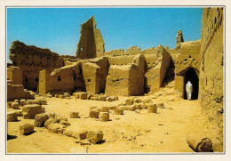 ARABIA SAUDITA   DIRAYA:  ANTICHE CASE DI SIGNORI   (NUOVA CON DESCRIZIONE DEL SITO) - Arabia Saudita