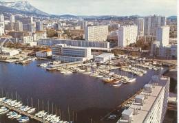 PR1495 - POSTAL - LUMIERE ET BEAUTE DE LA COTE D´AZUR - TOULON - PORT DE PLAISANCE - Toulon