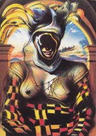 CPM Satan Joker - Le Joker Du Diable - Paul Jacquette - Malerei & Gemälde