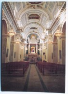BARRAFRANCA - Chiesa Madonna Interno - Enna