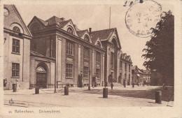 Dinamarca--Kobenhavn--1912--Universitetel--a, Francia - Dinamarca