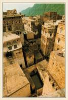 YEMEN   IBB:  LA CAPITALE DELLA REGINA ARWA      (NUOVA CON DESCRIZIONE DEL SITO) - Yemen