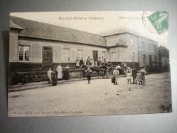 Warloy Baillon Hotel Des Voyageurs - France