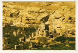 YEMEN:  ANTICA RESIDENZA DELL'IMAM YAHYA     (NUOVA CON DESCRIZIONE DEL SITO) - Yemen
