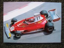 FERRARI F 1 312     Pilota C.REGAZZONI - Grand Prix / F1