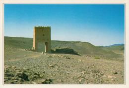 OMAN   ANTICA TORRE DI PEDAGGIO PER LE CAROVANE    (NUOVA CON DESCRIZIONE DEL SITO) - Oman