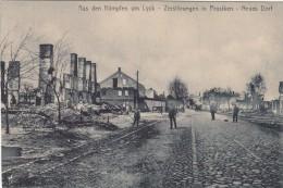 Lyck  Prostken, Alter Unbekannt, Maße 14 X 9 Cm - Guerre 1914-18